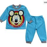 Утепленный костюм разные цвета Mickey Mouse для мальчика