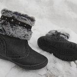 Новые демисезонные ботинки Primigi Isotta-E. Оригинал. разм.23