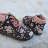 Новые стильные демисезонные ботинки Primigi Rooky. разм.25. Италия
