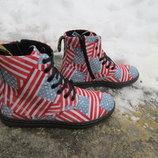 Новые стильные ботинки Dr. Martens Kid's Marley. разм.33-34. оригинал