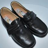 Кожанные качественные туфли 004
