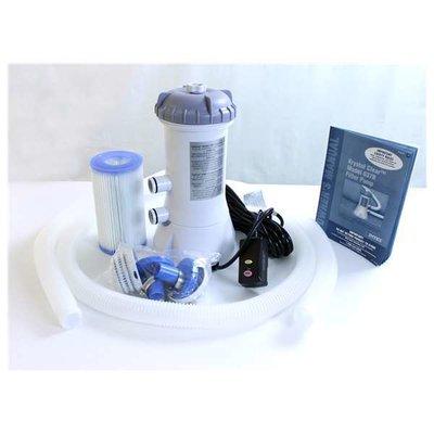 Картриджный фильтрующий насос 2006 л/ч 220в Intex 28604