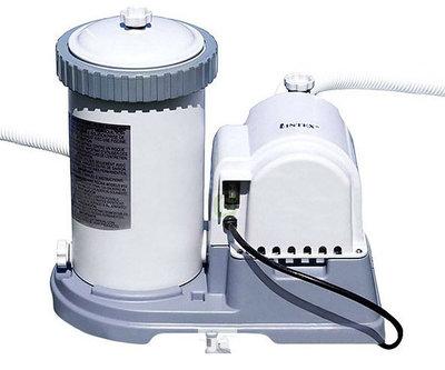 Картриджный фильтрующий насос 9463л/ч 220в Intex 28634