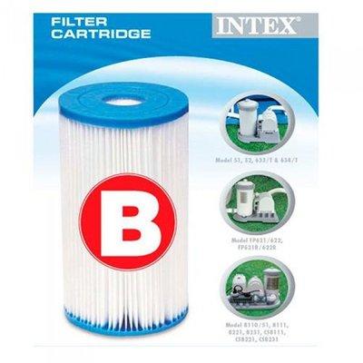Картридж В INTEX 29005 Фильтр Для Бассейнов Диаметром От 4,5 Метров