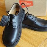 Школьные кожаные туфли Clarks. Оригинал, Англия