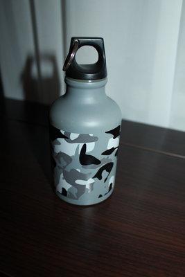 Алюминиевая спортивная бутылка