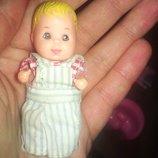 Пупсик , кукла mattel и аксессуары