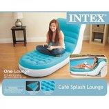 Надувное Кресло INTEX 68880 84X170X81 См. SPLASH LOUNGE
