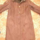 Зимнее пальто, размер 52-54