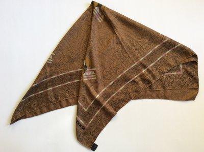 Женский шелковый платок Fiorio Италия 85 85