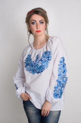 Красива жіноча вишиванка вышитая блуза   550 грн - рубашки 1e77b0ec02350
