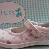 Туфли-Балетки Сердечки Stups