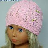 Шапочка Розочки-Весна розовый