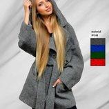 Молодежное полу-пальто Кейтли Весна-Осень 44,46,48