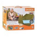 Надувная Односпальная Кровать INTEX 68726 99-191-20 См. Ножной Насос INTEX