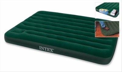 Двуспальный матрас - кровать с насосом 152Х203Х22 См.
