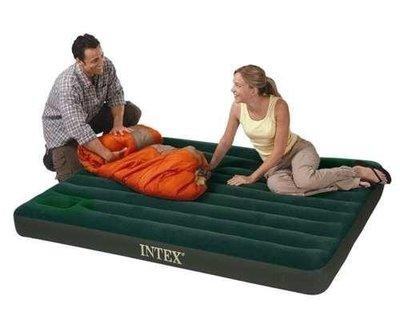 Полуторный матрас - кровать с насосом INTEX 66928 137Х191Х22 См.