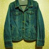 Пиджак куртка джинсовая NEVADA размер р.42-44 распродажа шкафа