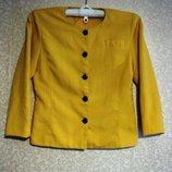Пиджак жакет размер р.42-44 на подкладке, без ньюансов