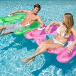 INTEX 58859 152X99 См. Надувное Кресло Для Плавания