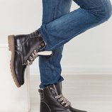 цвета ботинки тимберленды натуральная замша кожа разные цвета размеры 36-41
