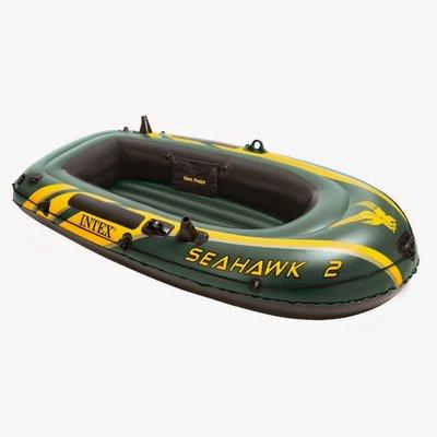INTEX 68346 236-114-41 См. Надувная Лодка SEAHAWK 2