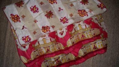 Очень красивый шелковый шарф от Projectif /1536/