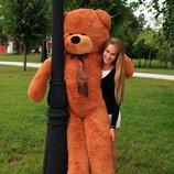 Медведь мишка плюшевый Большой 2 Метра THE BEST