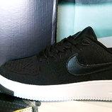 Кроссовки мужские Nike Air Force black