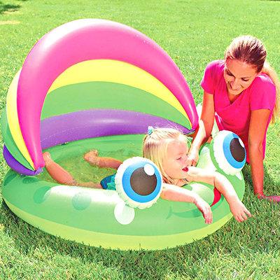 Надувной бассейн Bestway Лягушонок 52188
