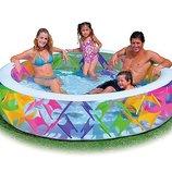 Intex 56494 229 x 56 см. Детский надувной бассейн