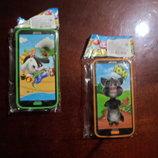 мобильный телефон в пакете на батарейках укр.п 10 гр