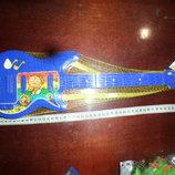 гитара струнная в сетке дл 50 см укр.п 10 гр
