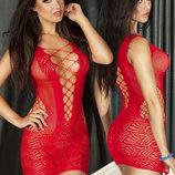 Мини сорочка-платье / Эротическое белье / Сексуальное белье / Еротична сексуальна білизна