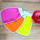 Кессы - рукавички для массажа и пилинга тела