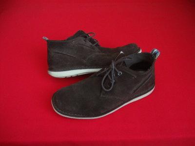 . Ботинки Rockport by Adidas оригинал натур замша 42-43 размер