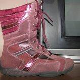 Демисезонные ботинки-сапожки Barenschuhe р.28, ст. 16 см