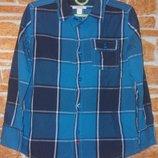 Рубашка на мальчика Esprit на 6-7лет