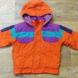 Демисезонная курточка для мальчика, р.116-122