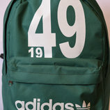 Рюкзак Адидас 1949 зеленый Backpack Adidas Green