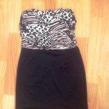 Нарядное платье летнее платье коктельное платье 38 размера фирмы izabel