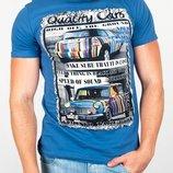 Модные футболки Ретро машина