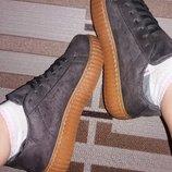 кроссовки криперы криперсы 36 23 см ,40 25 см размер