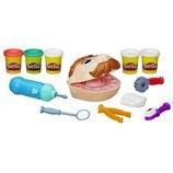 Обновленный набор пластилина Мистер Зубастик Play-Doh - новейшая версия сверхпопулярного игрового