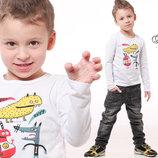 Реглан джемпер футболка для мальчика