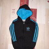 Спортивная кофта Adidas на 3-4.5 года
