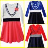 Платье на рост 110-128