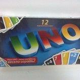 Настольная игра Уно Uno 11590 Enfant