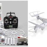 Квадрокоптер р/у Syma X5SW с камерой WiFi и Квадрокоптер Syma X5