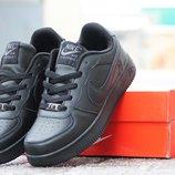 Кроссовки Nike Airforce black